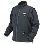 Makita CJ100DZL 10.8V Li-Ion Heated Jacket - Large (Body Only)